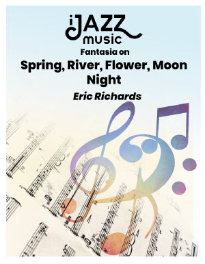 Fantasia on Spring, River, Flower, Moon Night