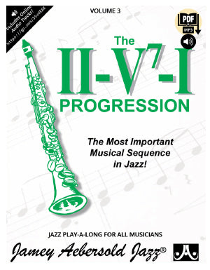 Volume 3 – The ii - V7 - I