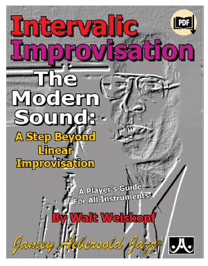 Intervalic Improvisation - The Modern Sound