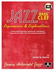 Jazz Expressions and Exploration - Bass Clef