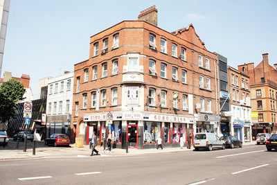 93-95 Commercial Road, Whitechapel, London E1 1RD