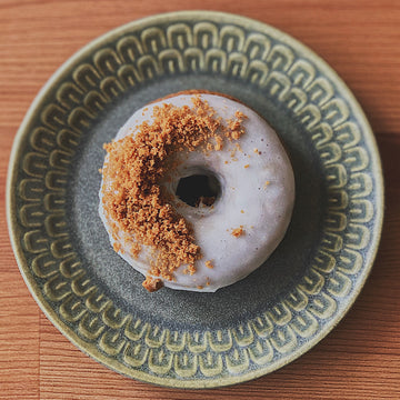 Pumpkin & Biscoff Donuts - Box of 6 or 12