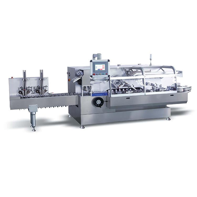 Best Paper Box /Carton /Bottle Packing Machine