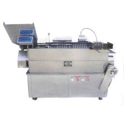 Alg5/10ml Four-injection Ampoule Filling & Sealing Machine - Ampoule Campact Line
