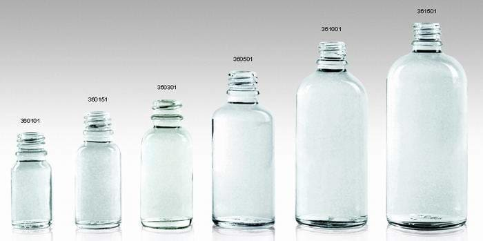 Amber Moulded Injection Vials for Antibiotics Ring Finish Iso/sfda20mm Usp Type Ii,iii - Pharmaceutical Glass Bottle