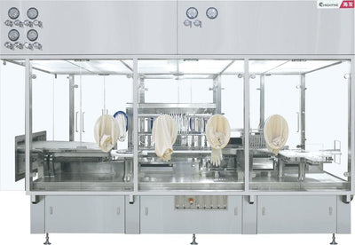 Ampoule Filling and Sealing Machine - Ampoule Campact Line