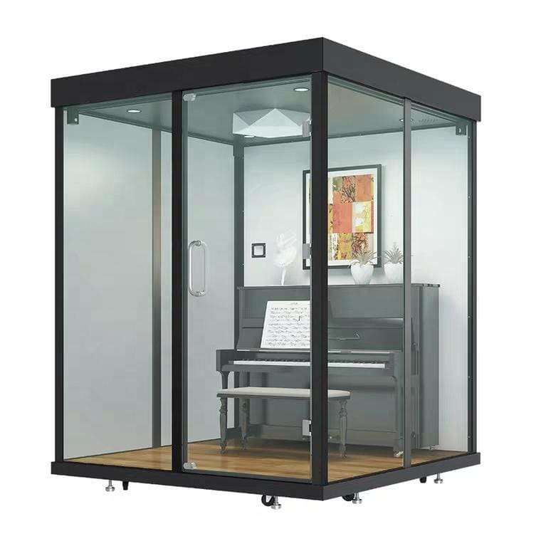 munna9 Anti interference quiet work soundproof booth