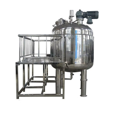 {apm} automatic operation of high pressure enamel reactor glass lined 50l-6300l - Ungrouped