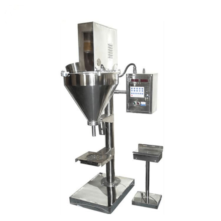 munna20 Auger Powder Filling Machine