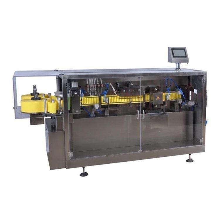 Automatic aluminum ampoule blister packing machine price - Ampoule Bottle Production Line