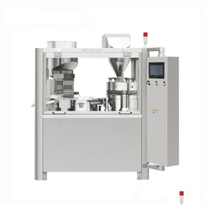 Jihan35 Automatic Capsule Filling Machine SNJP-3500 Old Model