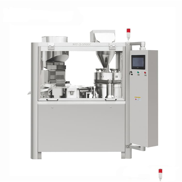 Jihan38 Automatic Capsule Filling Machine SNJP-800