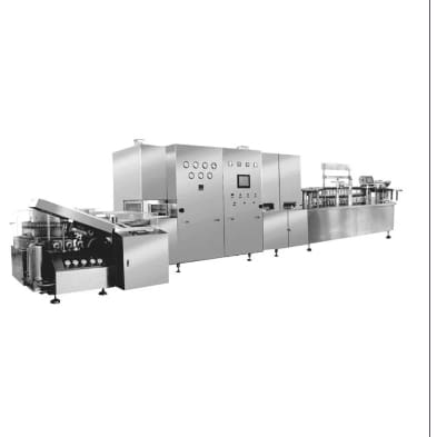 Automatic Jar Washing Filling Capping Machine Bottle Jar Packing Machine