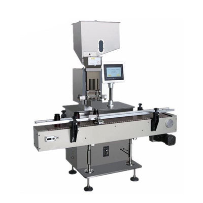 Automatic tablet counting /packing /filling / wrapping machine - Tablet and Capsule Packing Line