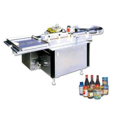 Automatic Wet Glue Labeling Machine (mpc-ja) - Labeling Machine