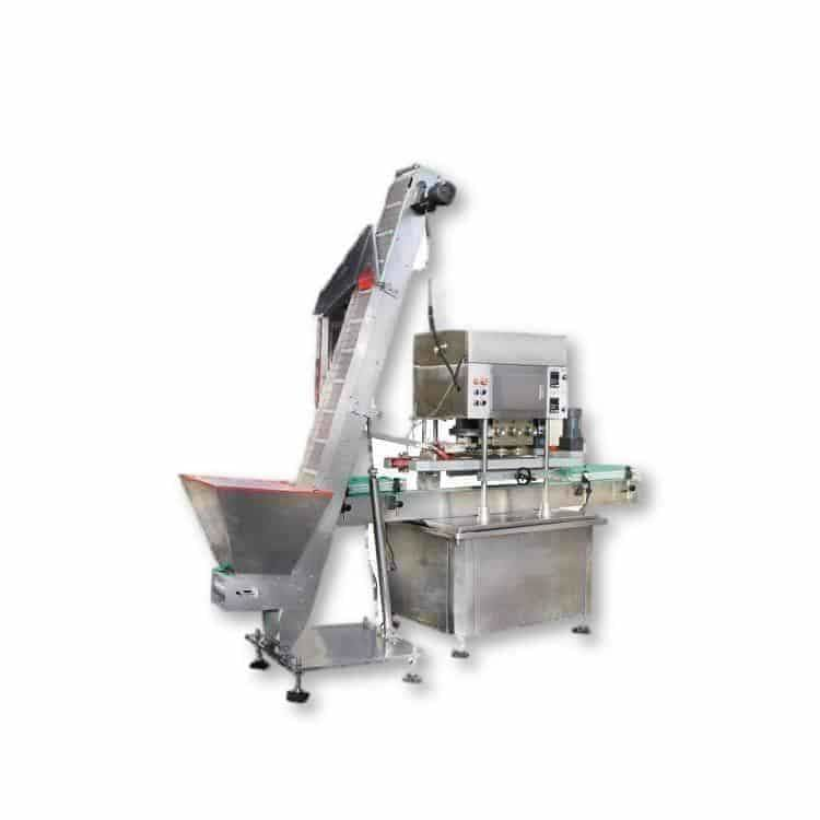 2018 APM best-selling Automatic Rotary Wheel Penicillin Filling Sealing Machine