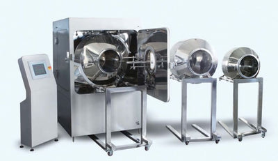 Bg-80h High-efficiency Intellgent Film Coating Machine - Coating Machine