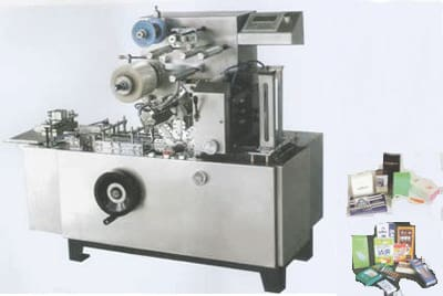 Bt-110 Cellophane Overwrapping Machine - Cellophane Overwrapping Machine