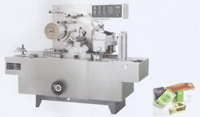Bt-2000a Cellophane Overwrapping Machine - Cellophane Overwrapping Machine