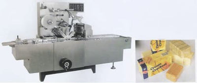 Bt-250 Cellophane Overwrapping Machine - Cellophane Overwrapping Machine