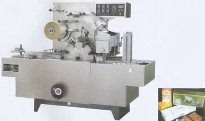 Bt-350 Cellophane Overwrapping Machine - Cellophane Overwrapping Machine
