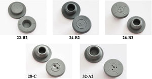 Butyl Rubber Stoppers for Infusion Bottle - Butyl Rubber Stopper