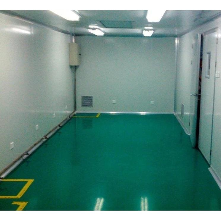 munna48 China Customized Prefabricated Modular Clean Room Vertical Air