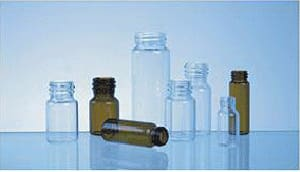 Chromatography Vials - Glass Vial