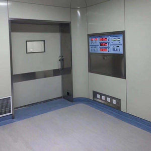 shakil3 Class 100 modular Cleanroom Customized Portable Clean Room