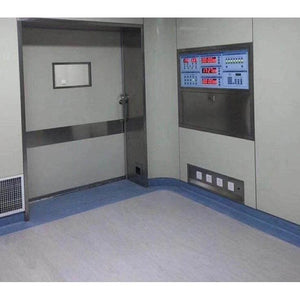 Jihan Class100 pharmaceutical clean room