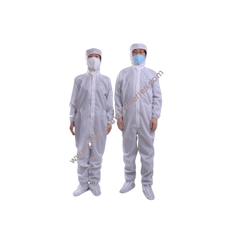 ikram35 Esd Cleanroom Antistatic Safety Garment In Factory