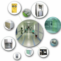Clean Rooms Modular Clean room Iso 7 by Turnky Professional Cleanroom Project Supplier