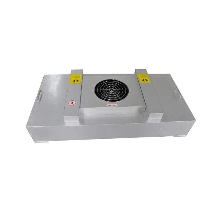 munna87 Cleanroom Ec Dc Motor Hepa Fan Powered Air Filter Unit Ffu