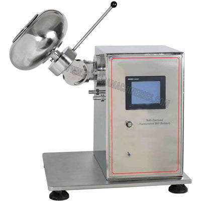 Coating Ball Multi-functional Pharmaceutical R&D Machine