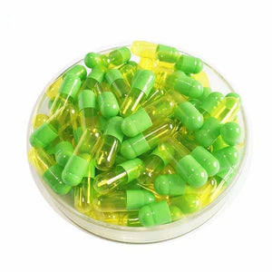 fahad31 Customized Color Hard Gelatin Material Empty Capsule