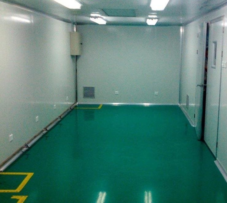 ikram23 Customized High Quality Clean Room Pharmaceutical Raw Material Negative Pressure Weight Room