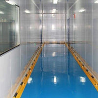 ikram26 Customized High Quality Clean Room Project Different Cleanliness Level