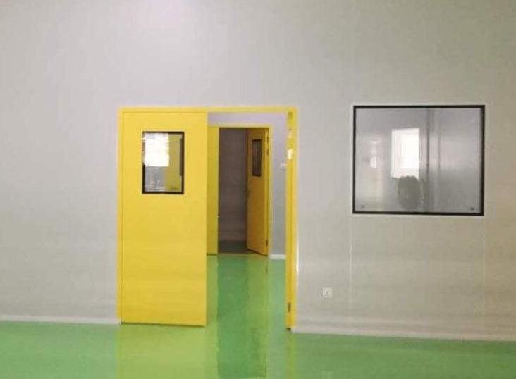 robiCustomized High Quality Clean Room Project