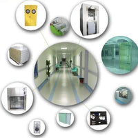 robiCustomized Turnkey Gmp Clean Room Manufacturer