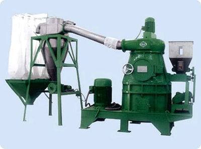Cwf-360/600/900 Ultrafine Powder Pulverizer - Crushing Series Machine