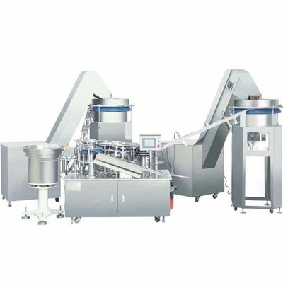 Disposable Medical Plastic Syringe Injection Production Line