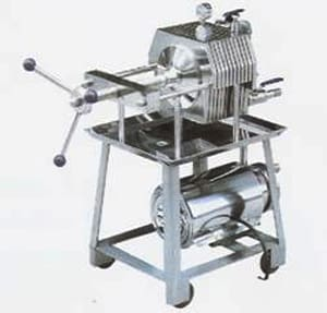 Dj Series Stainless Steel Frame Filter - Other Machine