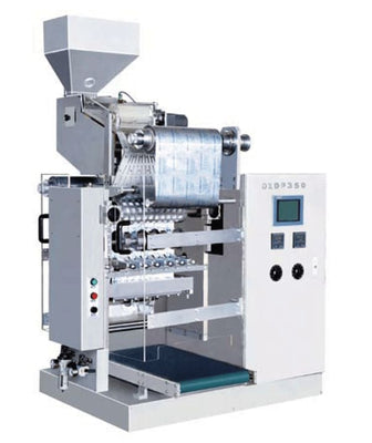 Dxdp350 Soft Alu-alu Packing Machine - Double Side Aluminium Foil Packing Machine