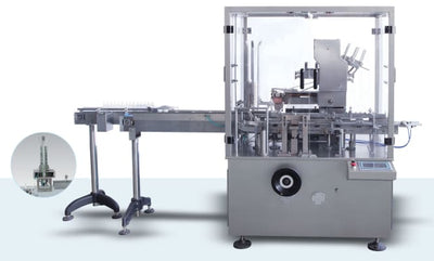 Dz-120b/p Blister Card Cartoning Machine - Cartoning Machine