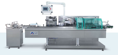Dzh-120 Series Automatic Cartoning Machine - Cartoning Machine