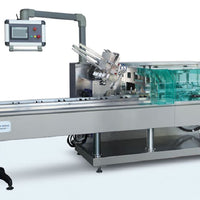Dzh-120c Series Automatic Cartoning Machine for Big Size Carton - Cartoning Machine