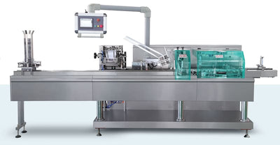 Dzh-120p Automatic Bottle Cartoning Machine - Cartoning Machine