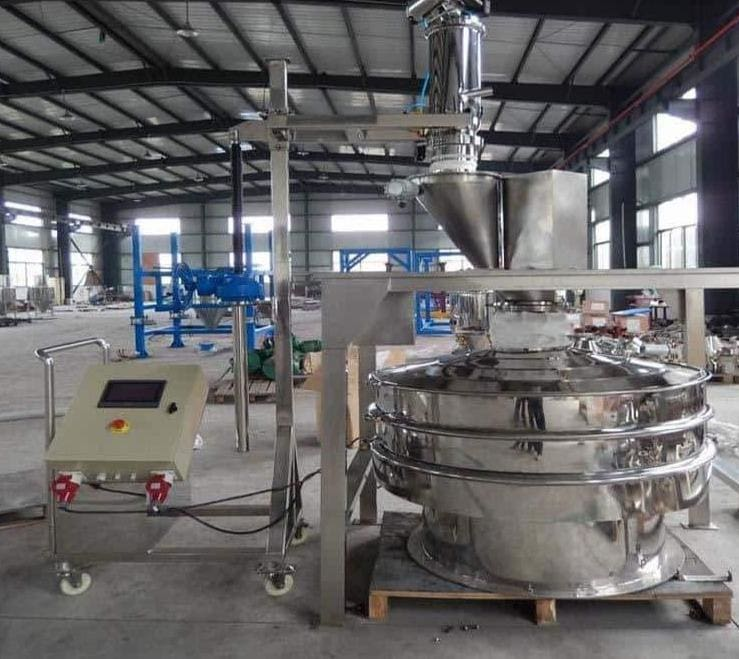 robiElectric micro powder vacuum conveyor feeder