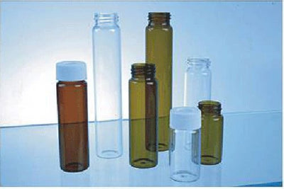 Environmental Vials - Glass Vial