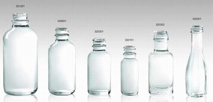 Essence Oil Bottle G.p.i 400 - Pharmaceutical Glass Bottle
